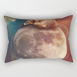 Houston, We Have A Problem! Rectangular Pillow