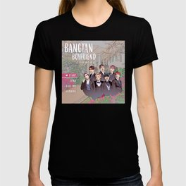 Bangtan Boyfriend Dating Sim T-shirt
