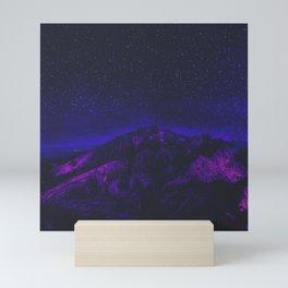 Abstract Explore Mini Art Print