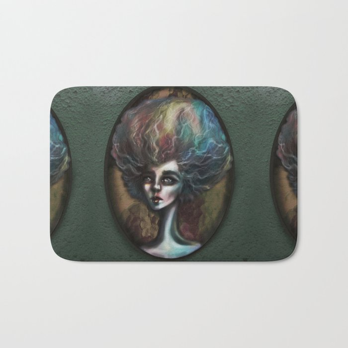 Drama of The Dark and Wicked Bath Mat