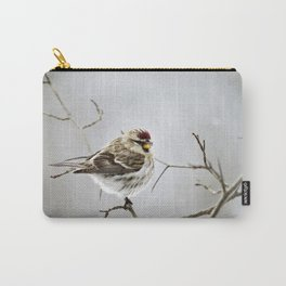 Solitary Bird Carry-All Pouch