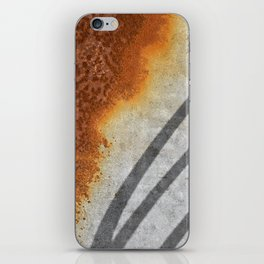 Rust Abstract I iPhone Skin