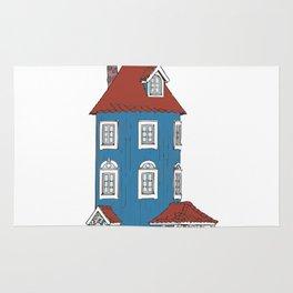 Moomin's House Rug