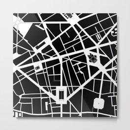 Madeleine-Opera-Vendome. Paris Metal Print