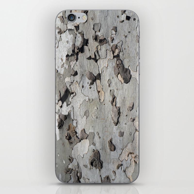 London Plane Tree Iphone & Ipod Skin by Tony4urban PSK8954534