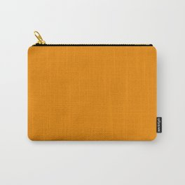 Simply Tangerine Orange Carry-All Pouch