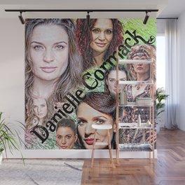 Danielle Cormack Wall Mural