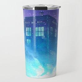 BBC Doctor Who Tardis Travel Mug