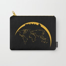 World Skyline Carry-All Pouch
