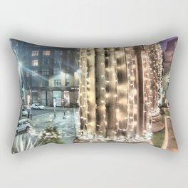 Glasgow Merchant City Rectangular Pillow