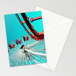 Santa Monica Ferris Wheel Stationery Cards