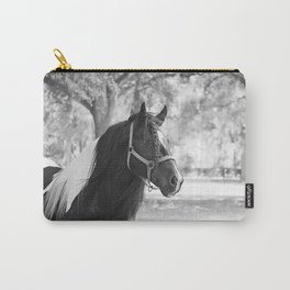 Stunning Gypsy Vanner Carry-All Pouch
