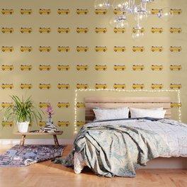 Van - Yellow Wallpaper