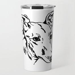 Greyhound Travel Mug