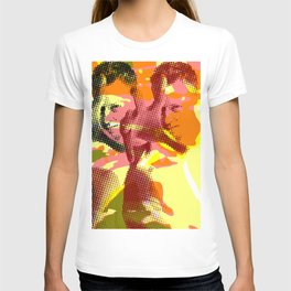 Colorful Abstract Pop Art T-shirt