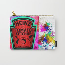 Ketchup Carry-All Pouch