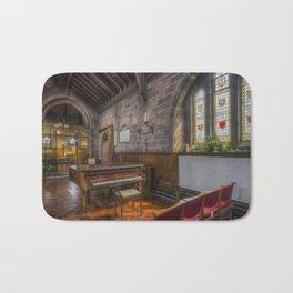 Church Piano Bath Mat