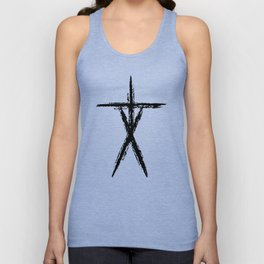 Blair Witch Stick Figure Unisex Tank Top