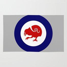 Takahe Air Force Roundel Rug