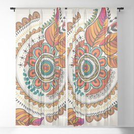 Mandala Sheer Curtain