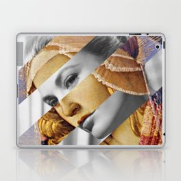 "Botticelli's ""Madonna of the Magnificat"" & Grace Kelly Laptop & iPad Skin"
