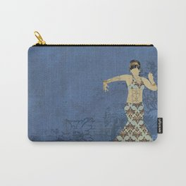 Belly dancer 4 Carry-All Pouch