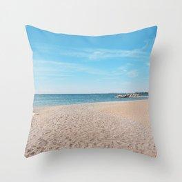 AFE Kew-Balmy Beach 10 Throw Pillow