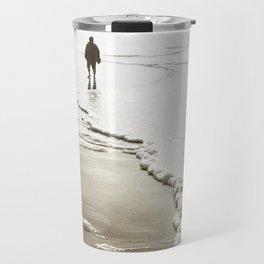 Dreamy Beach Travel Mug