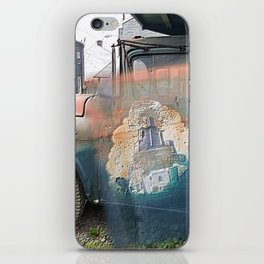 History remains iPhone Skin