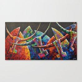 TOROS 2 Canvas Print