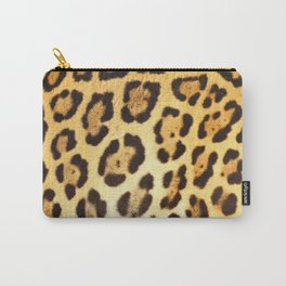 Piel de Jaguar Carry-All Pouch