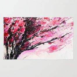 Cherry Tree Rug