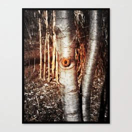 The Eye of Sauron Canvas Print