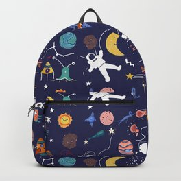 Galaxy space Backpack