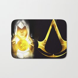 Altaïr and the Apple of Eden Bath Mat