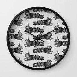 RABITT Wall Clock