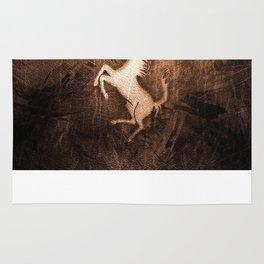 The Wild Horse Rug