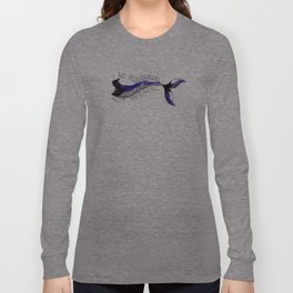 Demisexual, Not Mythical Long Sleeve T-shirt