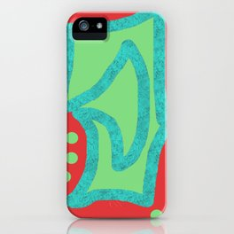 Design 19 iPhone Case
