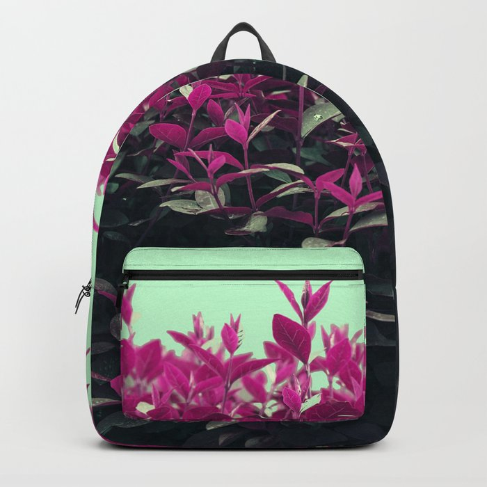 Pink Spring Backpack