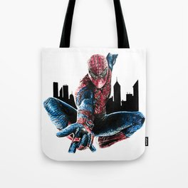 Spidey Tote Bag