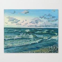 Pinery #1 Canvas Print