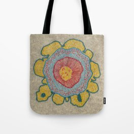 Growing - Pinus 1 - plant cell embroidery Tote Bag