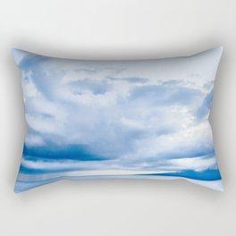 Blue Hawaii Rectangular Pillow