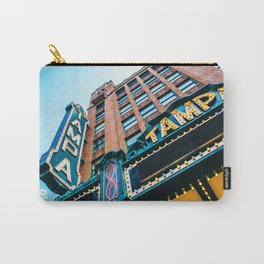 The Tampa Theatre Carry-All Pouch