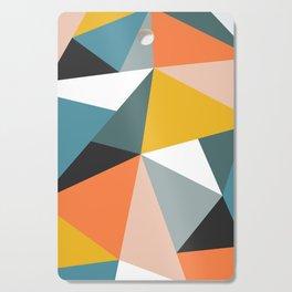 Modern Geometric 36 Cutting Board