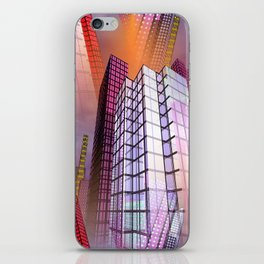 citylines -8- iPhone Skin