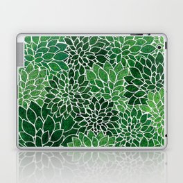 Floral Abstract 23 Laptop & iPad Skin