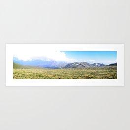landscape 2 Art Print