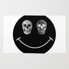 Just keep smiling Rug
